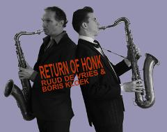 Return Of Honk in 2012