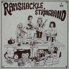 Ramshackle Stringband in 1979