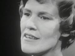 Sonja Oosterman en Flush Combo Verkiezing Miss Flush 1961