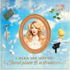 Artwork album 'Hard place for a dreamer' (Bron: officiële website Jelka van Houten)