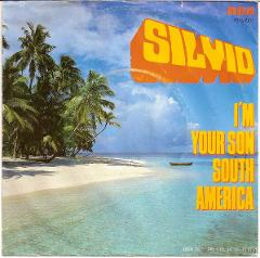 cover single I'm your son South America (1984 versie)