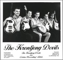 The Krontjong Devils