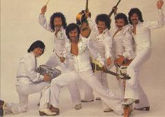 Tielman Brothers in 1979
