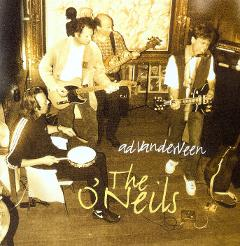 Ad Vanderveen & The O'Neils in 1998