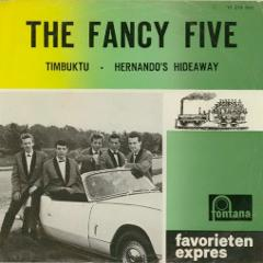The Fancy Five in 1964
