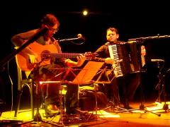 Al Di Meola and Nihad Hrustanbegovic - In Concert - Mediterranean Sundance - Accordeon solo