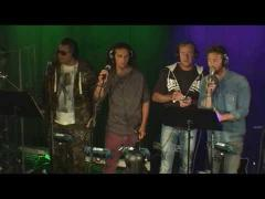 Charly Luske feat. Ali B & Brownie Dutch - Blurred Lines (Live @ 538)