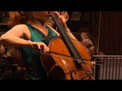 Finals National Cello Competition - Elgar 3rd & 4th movement - Harriet Krijgh