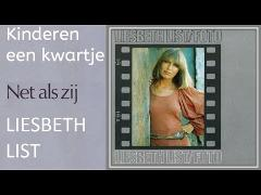 Liesbeth List m.m.v. The Buffoons - Net Als Zij (1974)