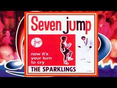 The Sparklings ��� Seven Jump ��� (1966) origineel